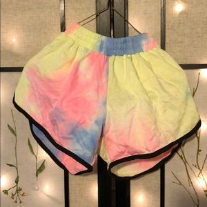 Other - Tie dye Shorts